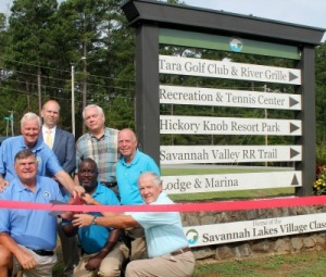 Congratulations to our Community Services team responsible for the sign and landscaping the intersection of Highway 378 and Highway 7. What a way to welcome folks to our beautiful community!
