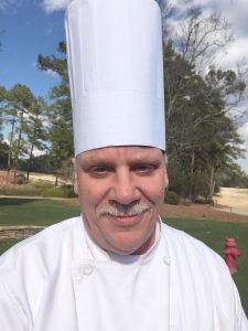 John Caswell is the new chef/kitchen manager at the River Grille.